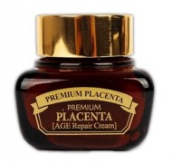 Отзывы Крем антивозрастной с плацентой 3W CLINIC Premium Placenta Age intensive Cream 50г
