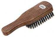 Щетка деревянная с натуральной щетиной Sibel Barburys Fred 17,5 см: фото